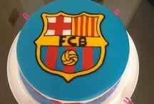 Fcb cakes