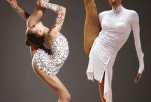 Motywy i stroje - gimnastyka artystyczna