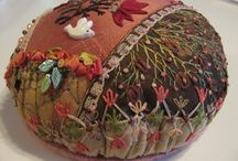 Needle books, pin keeps, pincushions & sewing kits / Needle books, pin keeps, and such / by Karen Piotrowski