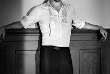 Jon Hamm stands alone / by Everyday Treats