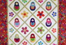 Matryoshka, Nesting Doll, and Babushka Creations / If you love dolls how can you help but love Matryoshka's, nesting dolls and Babushka's.  I hope you like some of my favorites.