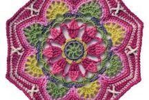 Persian Tile Motif