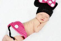 Фотосессия / Для новорожденного