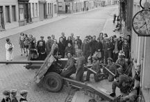 Artillery WW II