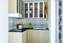 Modern Kitchen Set / Thank you all clients for trusting us! www.tans-interior.com