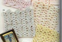 Padrões crochet