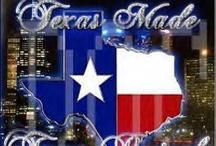 TEXAS...the Lone Star State!! / by Karen Barnett