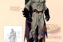 Batman Trajes