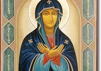 Icons & Saints