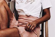 Bohème chic / Look, idées, inspirations pour être tendance et bohème chic ce printemps. Blouses, jean, sac, bijoux, découvrez comment arborer un look facile à faire pour s'évader ailleurs. Femme/ mode/ fashion/accessoires/sac/cuir/boheme/chic/tendance/printemps/spring
