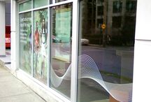Window Graphic, Backlit Displays / Translation • Design • Printing • Displays • http://services.cantonproductions.com