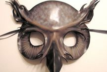mask leather
