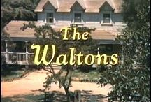 TV Shows  The Waltons! / Now on Channels INSP & UP!  / by sherlocked221B