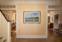 Seascapes / Seascape paintings and prints inspired by the New England Coastline