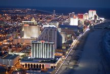Atlantic City / The boardwalk empire! / by McCoy Tours