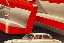 Vintage Car Adverts
