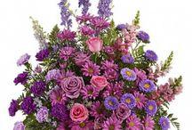 Central Florist Sympathy Arrangements