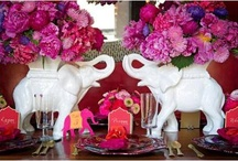 INDIAN DECOR AND TABLE INSPIRATIONS