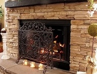 Fireplace Ideas / Decor for Fireplaces