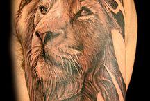 Lion Tattoos I love...