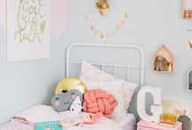 Interiors // Big Kid Room / Some ideas for when baby grows out of that nursery and into the big kid room!!