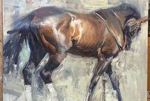 [Horse wall art]
