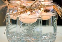 "Glass, Jars, Bottles & Lights ("",) / I love glass. I do ("",)"