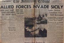 World War ll - Invasion Sicily