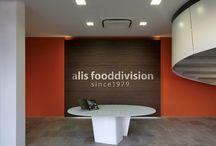 Office Alis Fooddivision / PROGETTO: Strutturale Arch. Marco Fontana - Progettazione d'interni Intertecnica