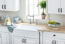 GROHE  Kitchen Inspirations / Our award winner kitchen faucets last a lifetime due to featuring the latest technologies. We turn the world's leading, responsible technology into picture-perfect products that make life as convenient as possible and make using water even more fun.