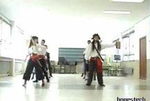 Dansen met je groep
