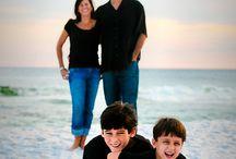family beach pics / by Lisa Porter