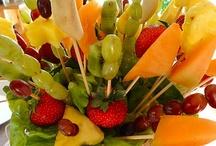 meyve sunumları/presentation