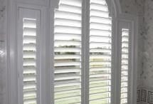 Window Treatments: Plantation Shutters
