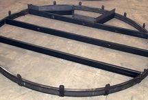 Industrial Weldment / Custom industrial weldment