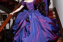 Style Dramatique / Robes de style DRAMATIQUE pour les mariées à forte personnalité, qui se sentent importante et veulent le faire savoir.