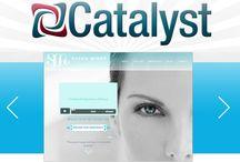Catalyst WordPress theme framework