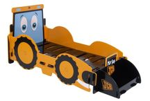 'My 1st JCB' Bedroom / Thinking of giving your little boy's bedroom a makeover? FurnitureUK bring you the JCB range!