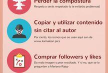Social Media: Consejos y tips / Consejos, recomendaciones, tendencias sobre redes sociales.