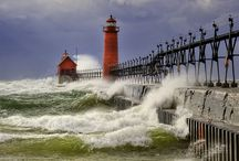 Lighthouses / by Charity Lutters Farley