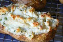 patates au requefort