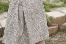 Sewing skirt
