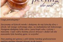 DIY - domowe kosmetyki - przepisy