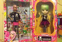 Stuff tokidoki I already own / by Janelle Monnas