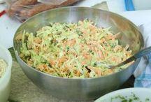 majonézes saláták