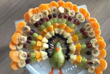 fruits decorations