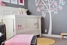 Nursery Ideas  / by Rachel Coleman Bearden