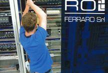 Ferraro S.r.l. / Impianti elettrici industriali