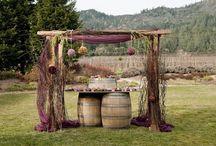 Matrimonio a tema vino / Idee per realizzare la decorazione di un matrimonio a tema vino