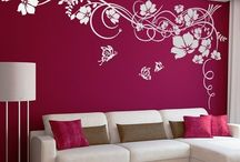 Inspiration - Decal / Not sure how or what to use decals for? Check out this board and get inspiration.
